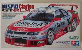 Tamiya Nissan Skyline Clarion GTR LM 1/24