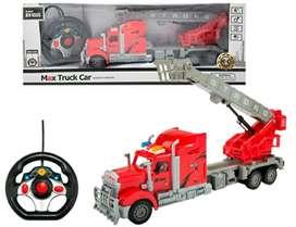 Carro camión con control remoto