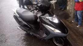Moto Honda elite 2010