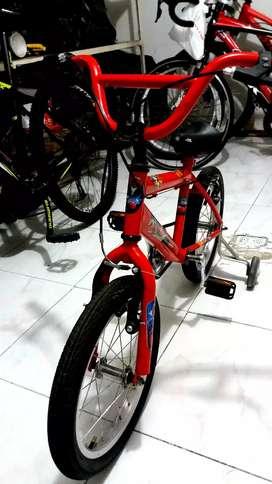 Vendo Hermosa Bicicleta de niño # 16 Gw poco uso