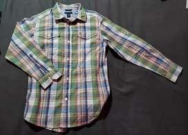 Camisa Tommy Hilfiger Niño