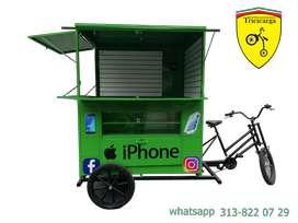 Triciclo Para Venta De Accesorios CELULARES