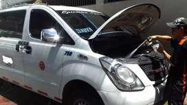 Venpermuto camioneta publica Hyundai Grand Sterex H1 mod 2010