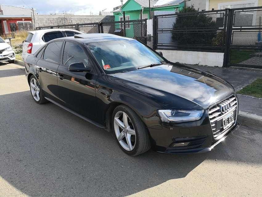 Audi A4 2.0 Tfsi Quattro Ambition 0