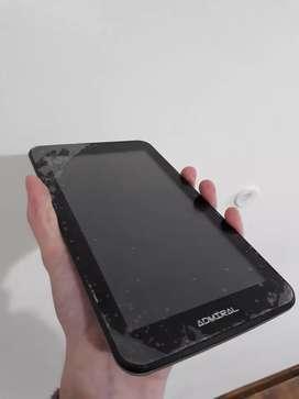 Vendo Tablet 7 pulgadas Admiral