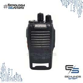 Walkie Talkie Intercomunicadores Radios Baofeng Bf-777s