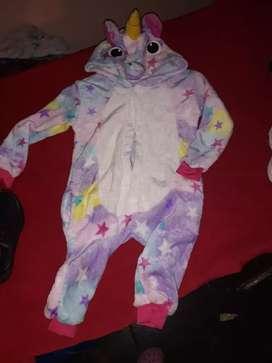 Pijama unicornio chanchito