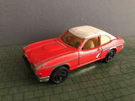 Carrito majorette ford capri made in francia