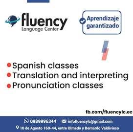 Spanish classes in Loja Ecuador