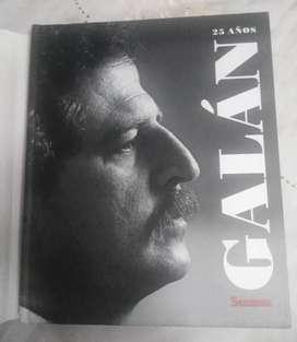 Libro historia Luis Carlos Galán