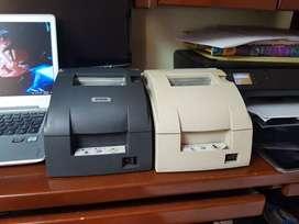 Vendo impresoras Tiqueteadoras.