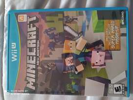 Minecraft bedrock Wii U