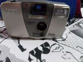 Camara compacta Canon