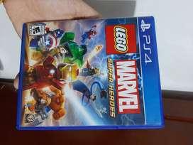 Vendo o cambio lego marvel superheroes