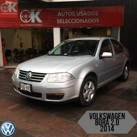VOLKSWAGEN BORA 2014 IMPECABLE