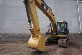 Excavadora Caterpillar 320D 2013 Importada