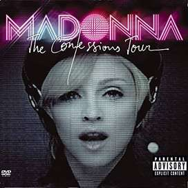 Madonna The confessions Tour CD + DVD