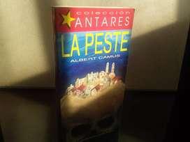 Novela La Peste De Albert Camus