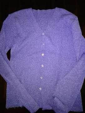 Saquito violeta