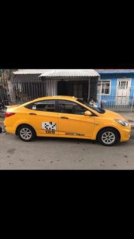 Se Vende Taxi Hyundai I25