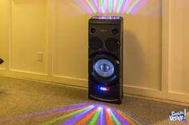 Torre Sony Mhc v77 como nueva
