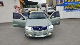Vendo Nissan almera 2010 japonés fuul