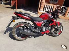 Vendo moto negociable