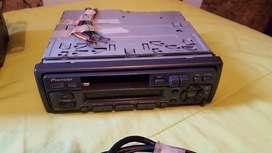Stereo pionner mas compactera para 12 cd