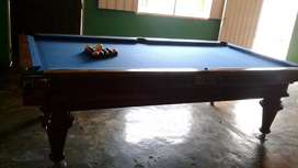 se vende mesa d billar pool