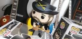 Motorhead Lemmy Kilmister Bajo Funko