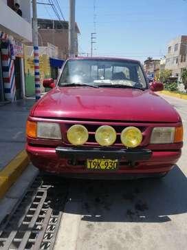 Gran ocacion vendo camioneta ford ranger pikat