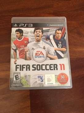 Fifa 11 para PS3