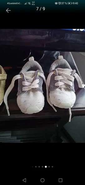 Zapatos tenis unisex