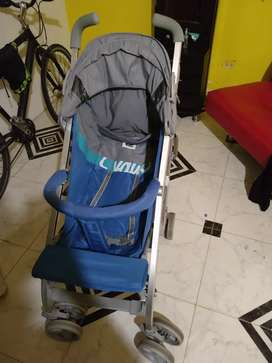 Vendo coche paseador bebé