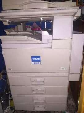 Fotocopiadora  para repuesto