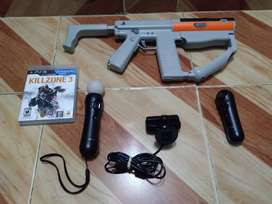 Rifle para consola video juegos