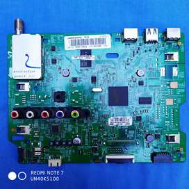 Vendo Tarjeta Main Tv Samsung UN40K5100