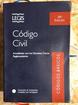 Codigo Civil Legis