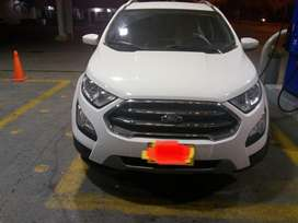 Vendo ford eco sport,  full equipo, 10/10