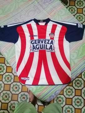 Vendo Camisa de Junior 2003 Original Xl