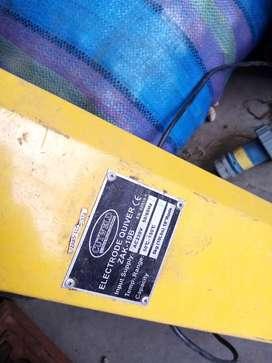 Horno Portátil Para Electrodo electrico cutweld usados