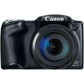 Cámara Canon Powershot Sx400 Is