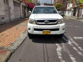 Toyota Hilux Mt 2500cc 4x4 Td