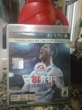 Vende juegos de fútbol ps3