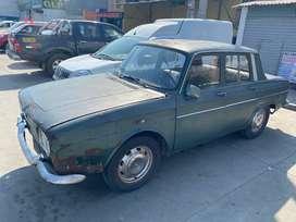 Renault R10 1969 Mecánica Gasolina a 1050 Dólares