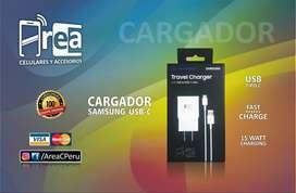 CARGADOR SAMSUNG USB-C - CABLE DE DATOS