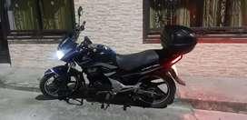 Honda cbf 150 modelo.