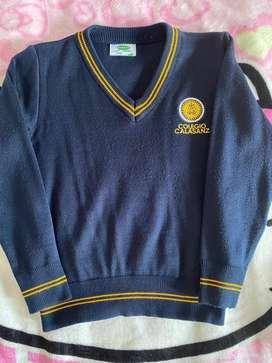 Vendo uniforme colegio calasanz