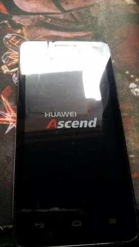 Pantalla completa huawei Ascend G510
