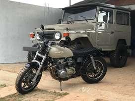 Honda cb 500 f1 lujo